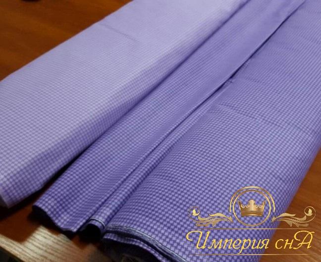 фиолетовый рулон перкали